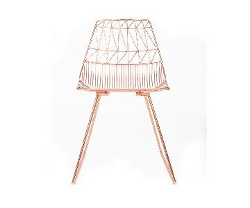 Bend Goods Lucy Chair in Copper