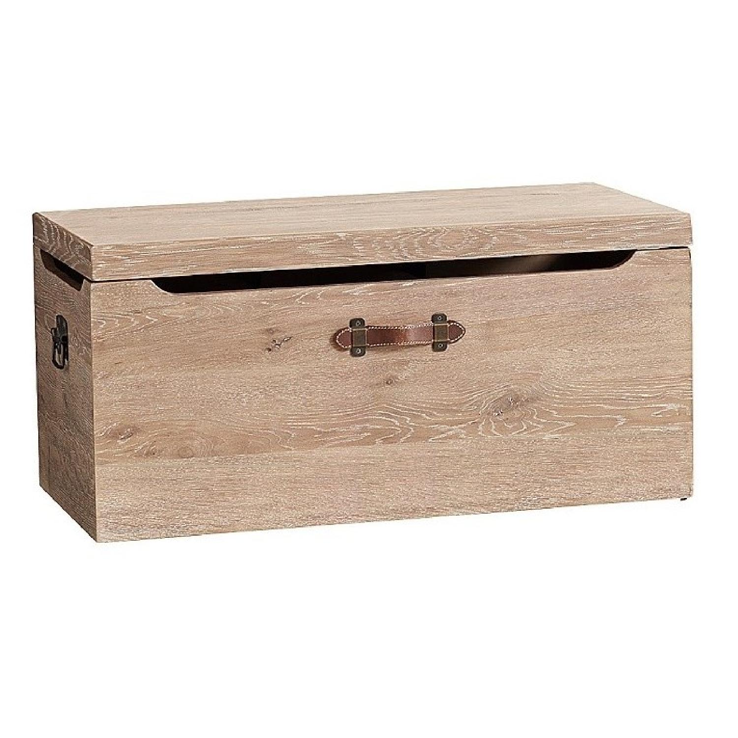 Pottery Barn Toy Chest