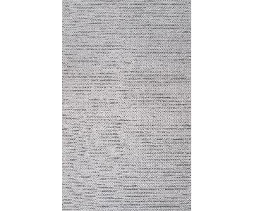 nuLOOM Handmade Gray Wool Cable Rug