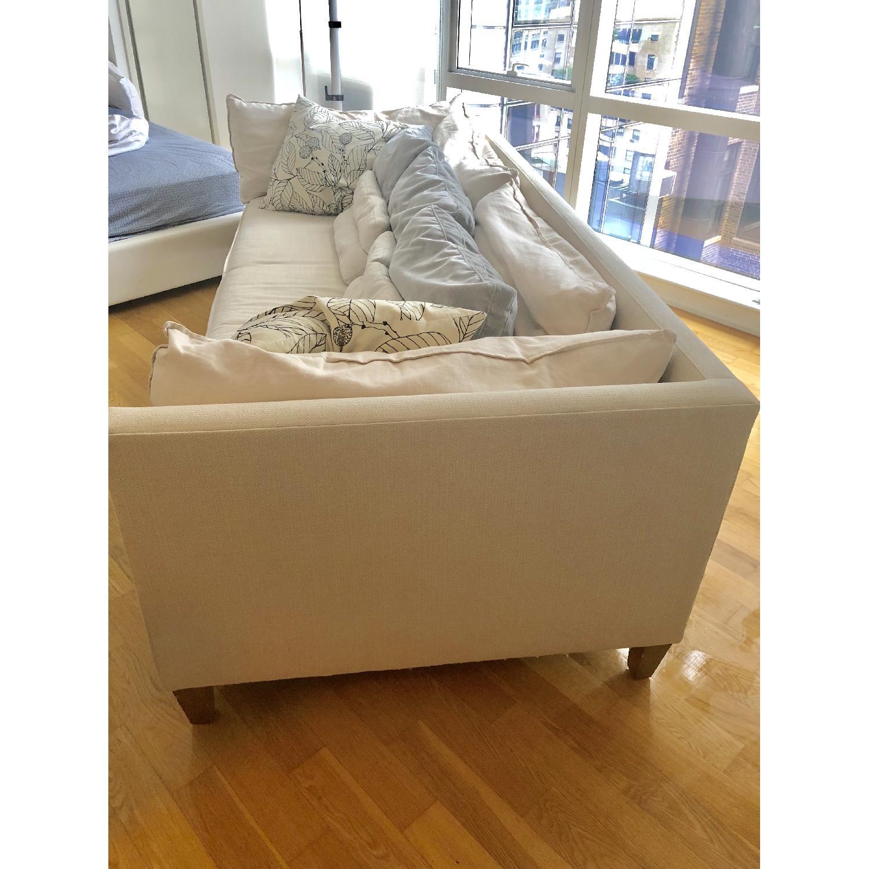 Crate & Barrel Asana Sofa-0