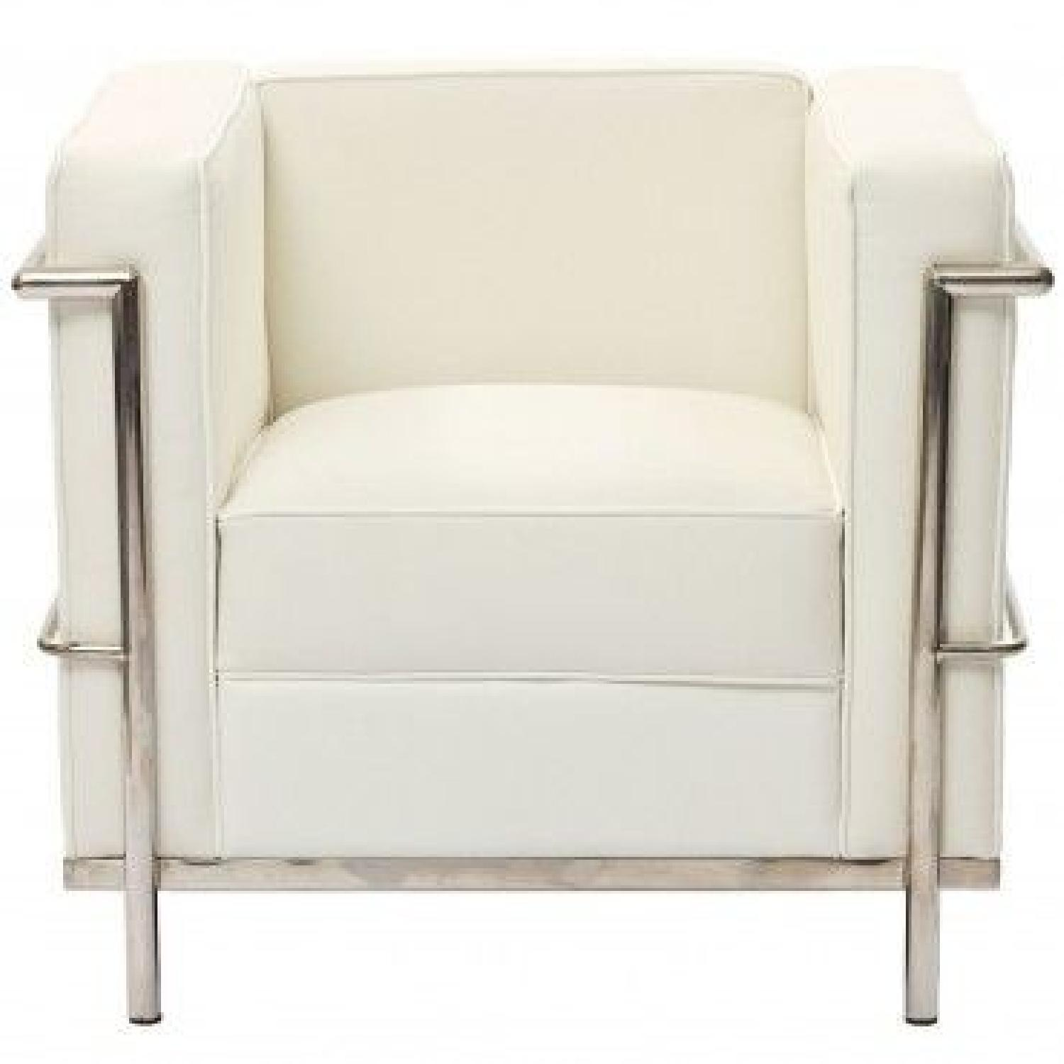 Room & Board Iconic Leather Lounge Chair