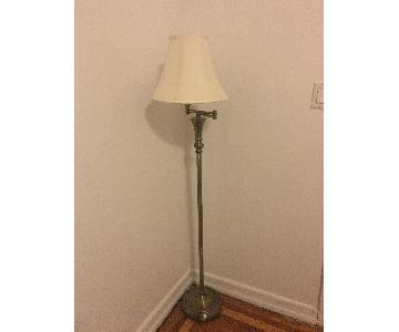 Floor Lamp in Bronze Finish