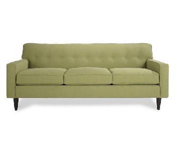 Macy's Tufted 3 Seater Sofa