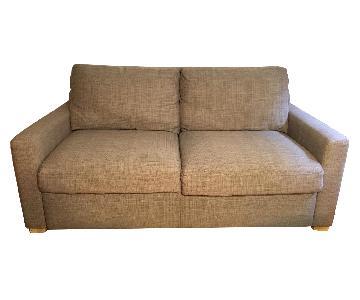 Dark Grey Sleeper Sofa