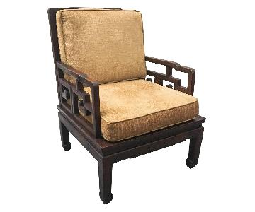 Vintage Chinese Armchair