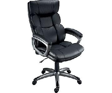 Staples Black Office Chair