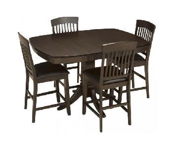 Raymour & Flanigan Everdeen 5-Piece Dining Set