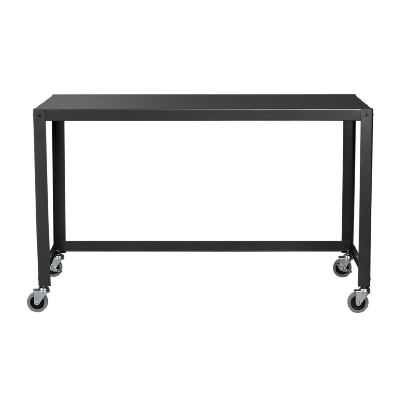 CB2 Go-Cart Rolling Desk