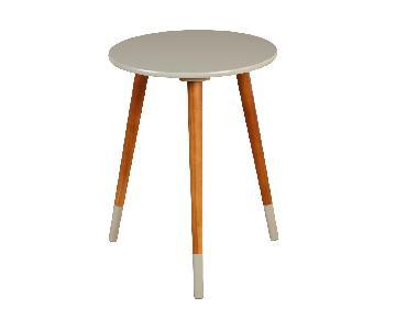 Target Julia Gray End Table
