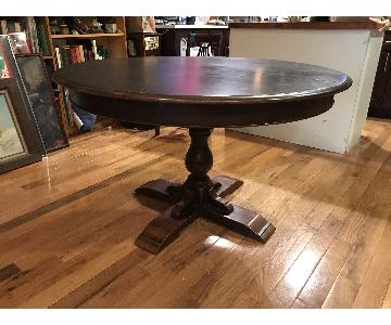 Antique 1950's Dining Table