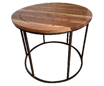Nadeau Round Side Table