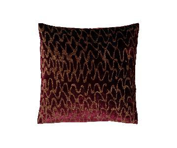 Ethan Allen Ripple Pillow