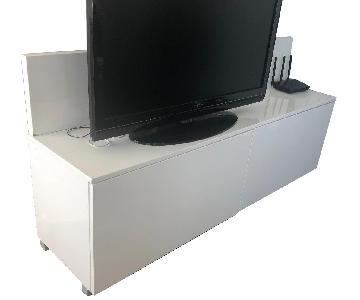 Cappellini Storage Cabinet w/ Floating Shelf