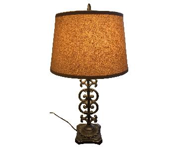 Raymour & Flanigan Table Table Lamps w/ Shade
