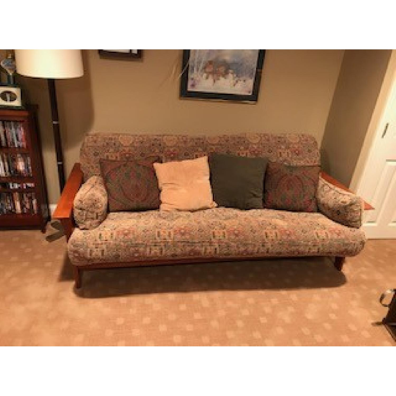 L.L. Bean Mission Futon