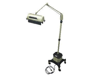 Art Deco Industrial Floor Lamp