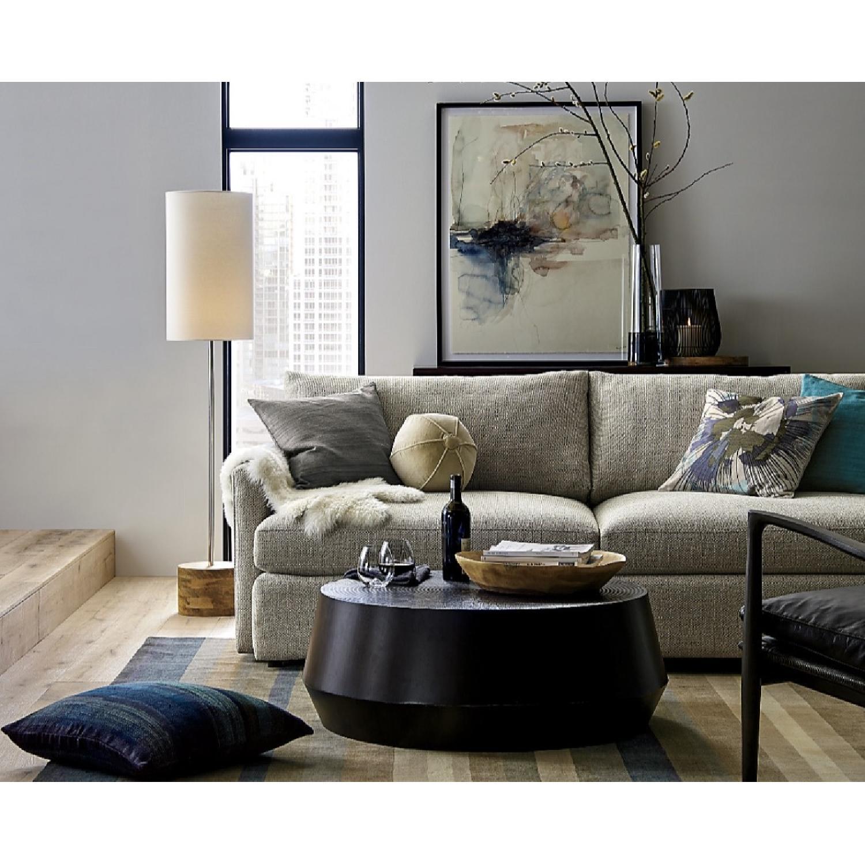 Crate & Barrel Lounge Sofa-1