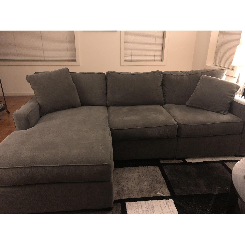 Macy S Radley 3 Piece Fabric Chaise Sectional Sofa Aptdeco