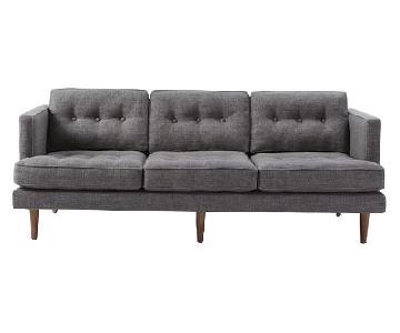 West Elm Peggy Mid Century Sofa