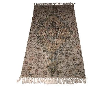 Pottery Barn Vintage Style Area Rug
