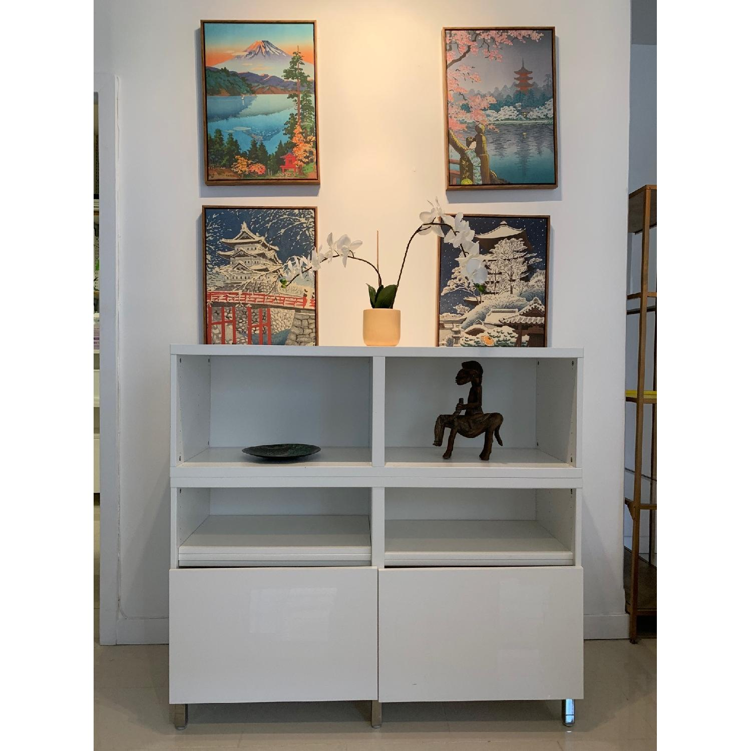 ikea Besta TV/Media Storage