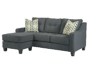 Ashley Shayla Sectional Sofa w/ Chaise