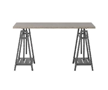 Shannon Height Adjustable Desk