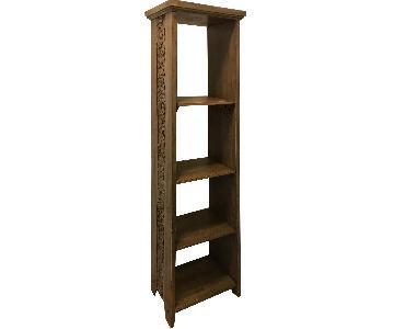 Pier 1 4-Shelf Bookcase