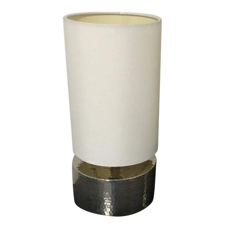 West Elm Honeycomb Accent Table Lamps
