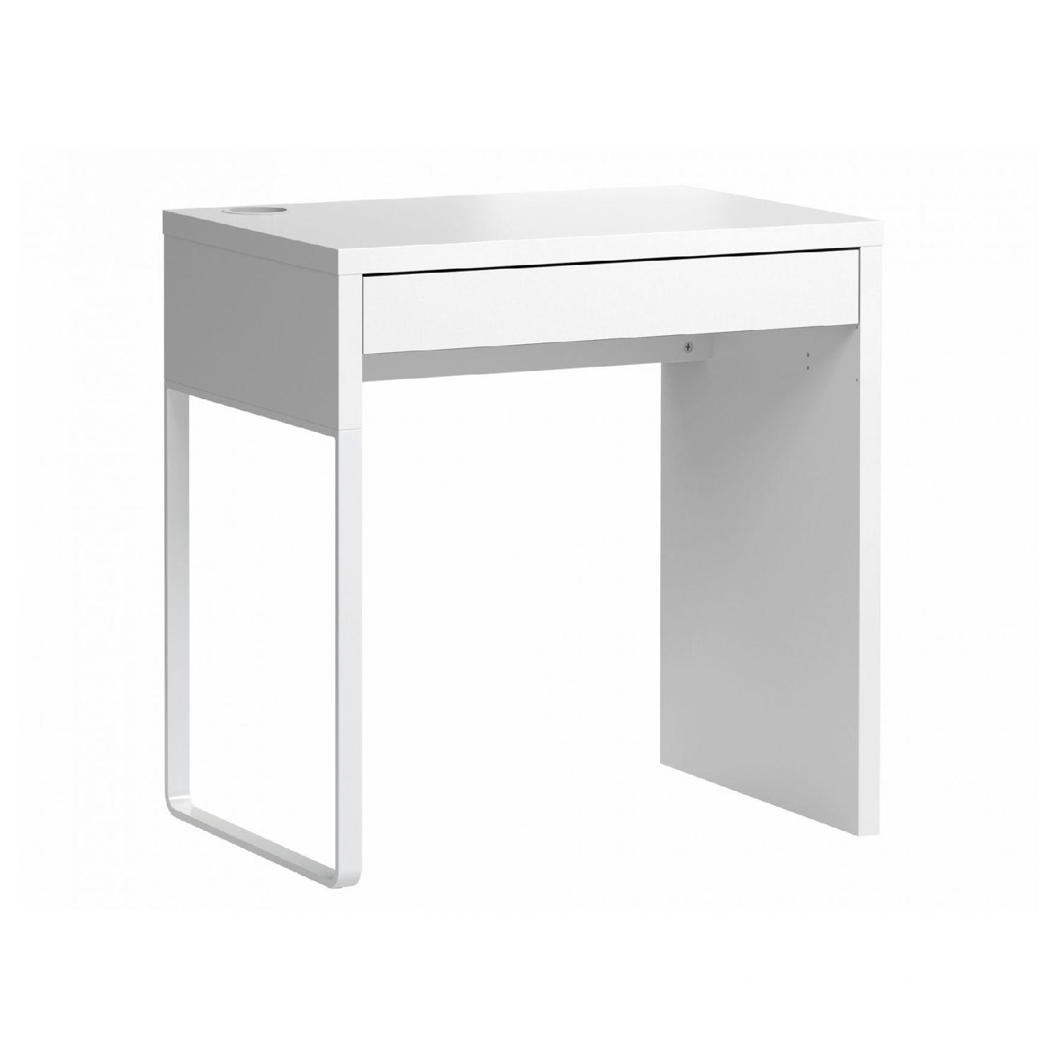Ikea Micke White Desk