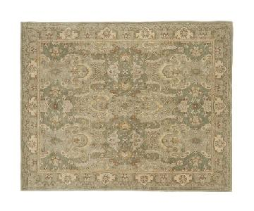 Pottery Barn Thyme Persian Area Rug