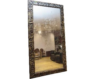 ABC Carpet and Home Balinese Carved Mirror