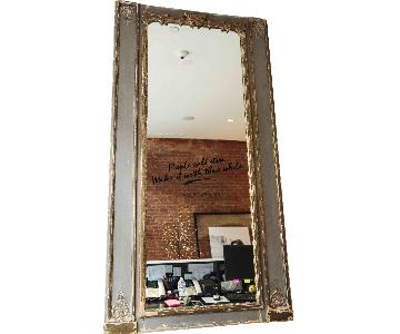Vintage Rustic French Mirror