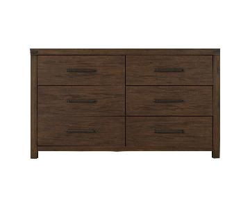 Raymour & Flanigan 6 Drawer Dresser