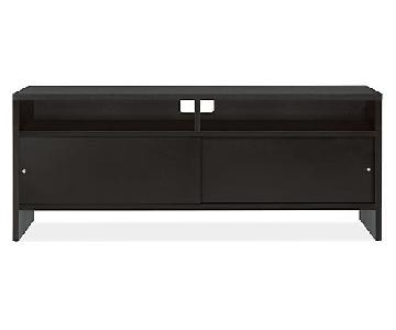 Room & Board Media Console in Ebony