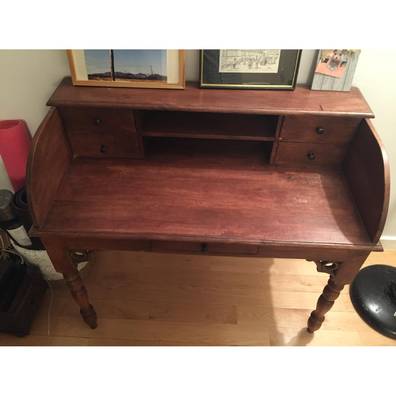 Nadeau Wood Writing Desk-2