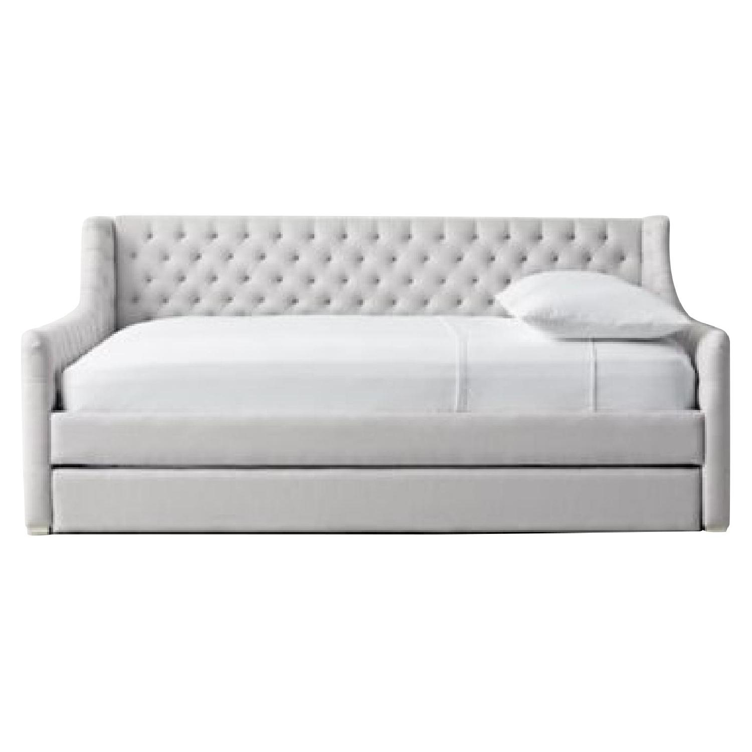 Restoration Hardware Daybed w/ Trundle