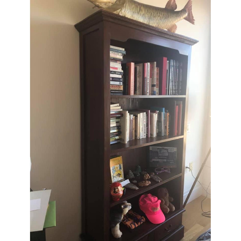 Nadeau Furniture Reclaimed Wood Bookshelf