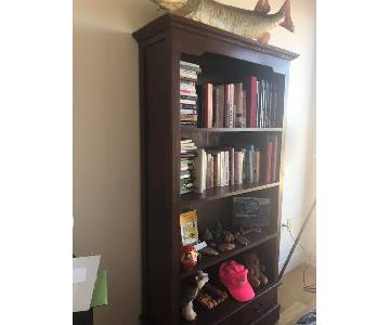 Nadeau Furniture Reclaimed Wood Bookshelf