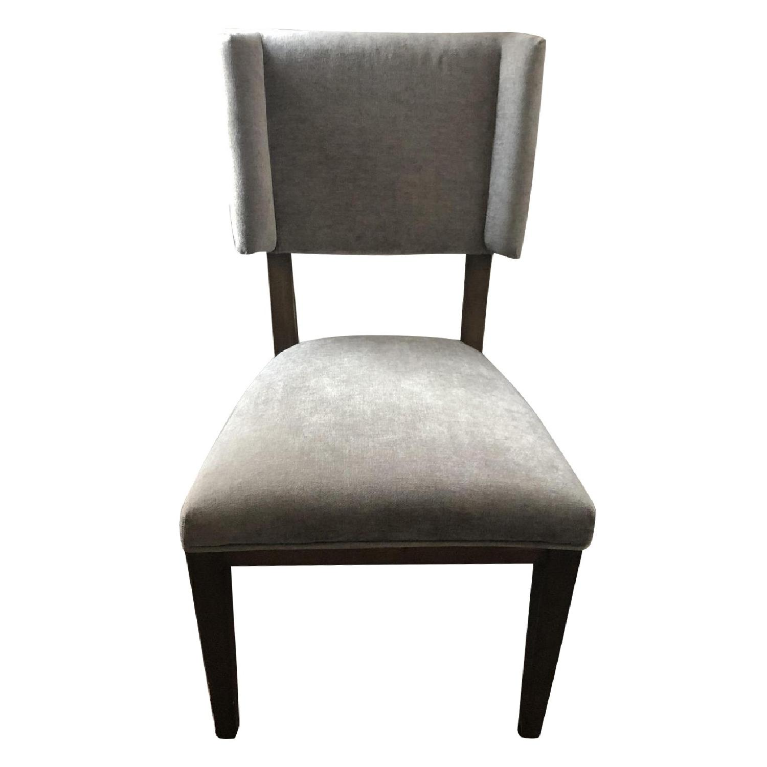 West Elm Thom Velvet Dining Chairs