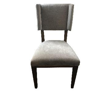 West Elm Thom Velvet Dining Chairs