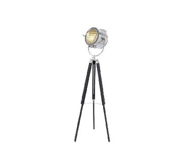 Casa Cortes Royal Sea Light Tripod Floor Lamp