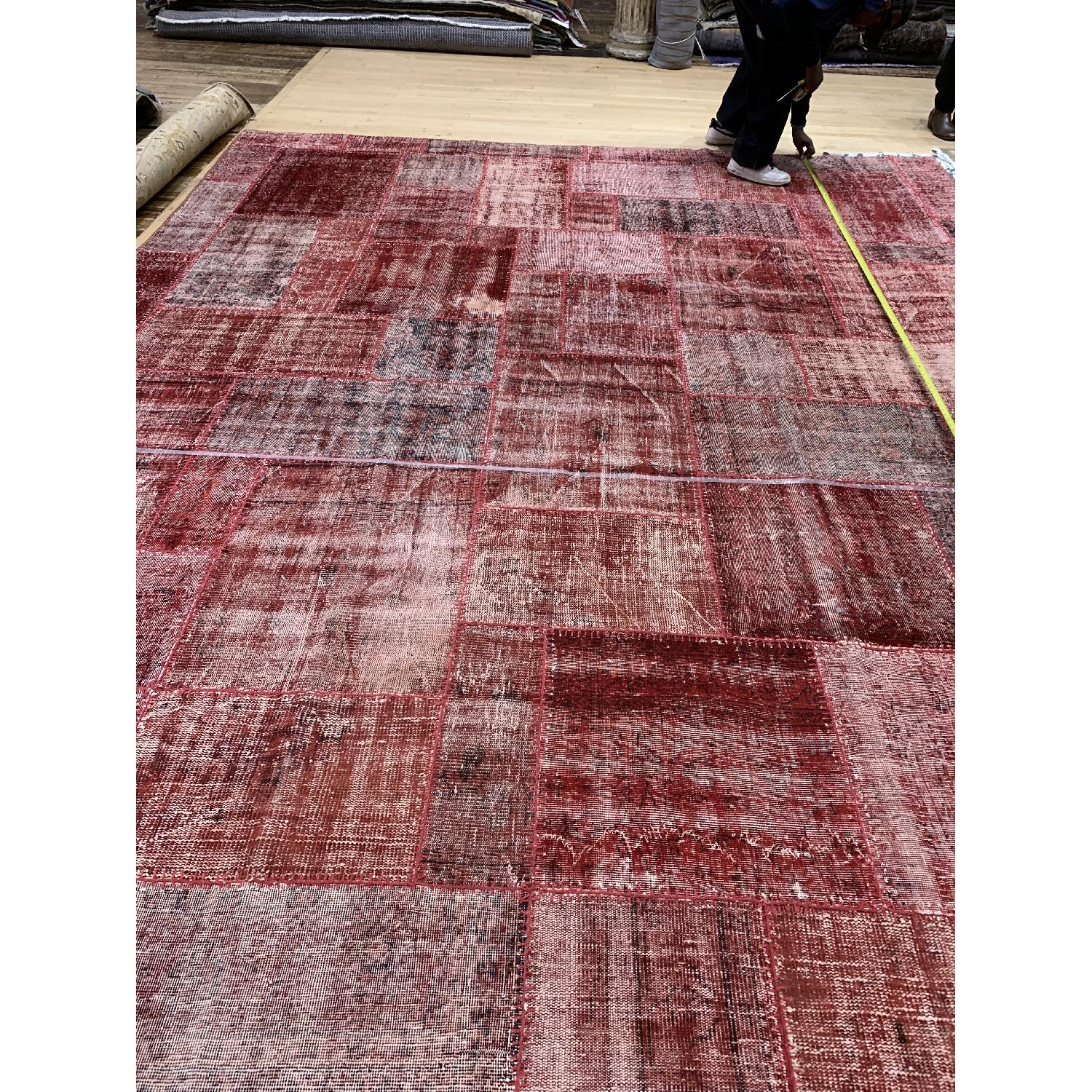ABC Carpet and Home Patchwork Rug-1