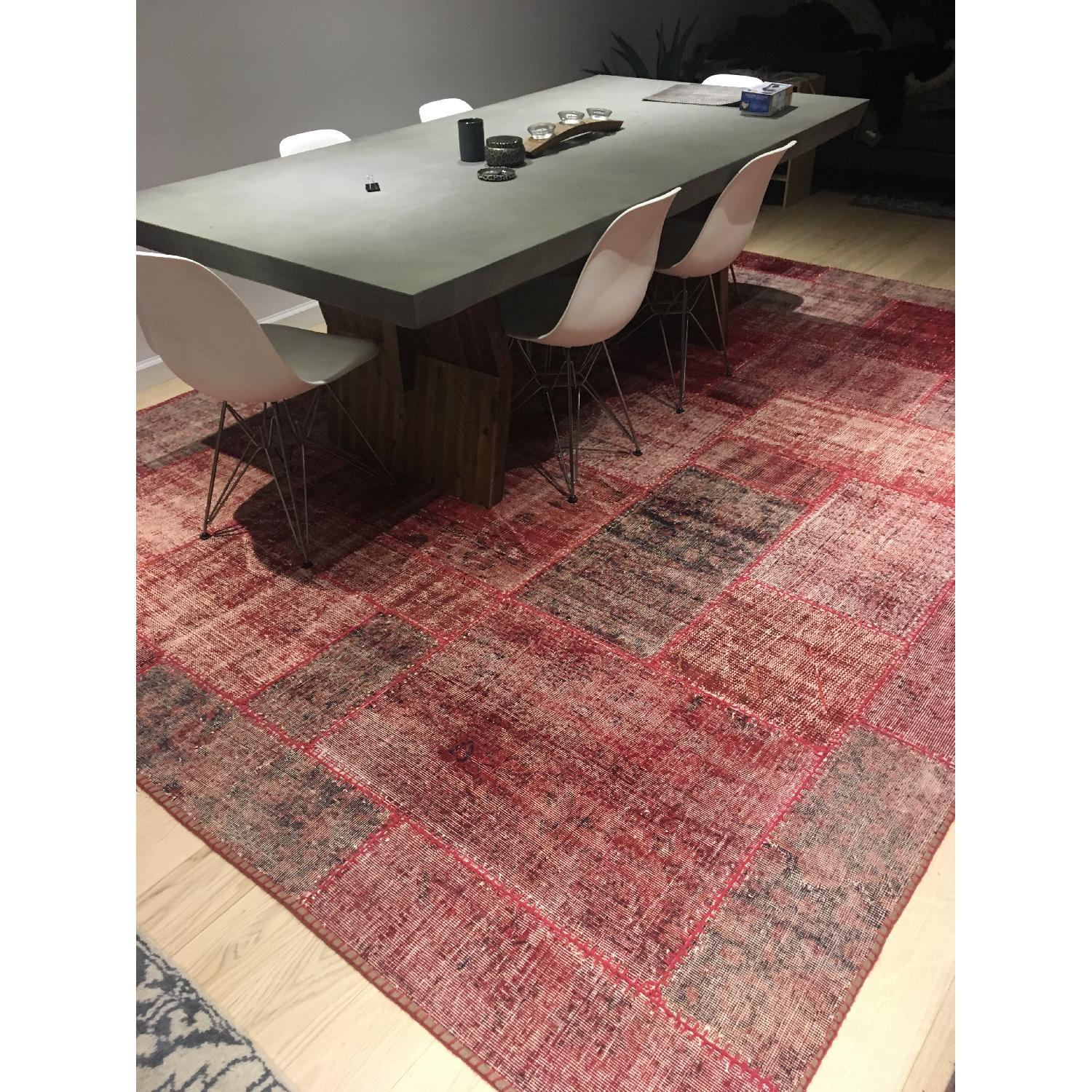ABC Carpet and Home Patchwork Rug-3