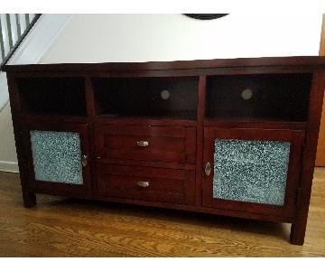 Ashley TV Stand w/ Storage