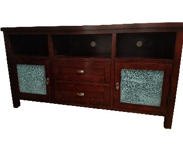 Ashley TV Stand w/ Storage