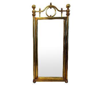 Mid-Century Hollywood Regency Mirror