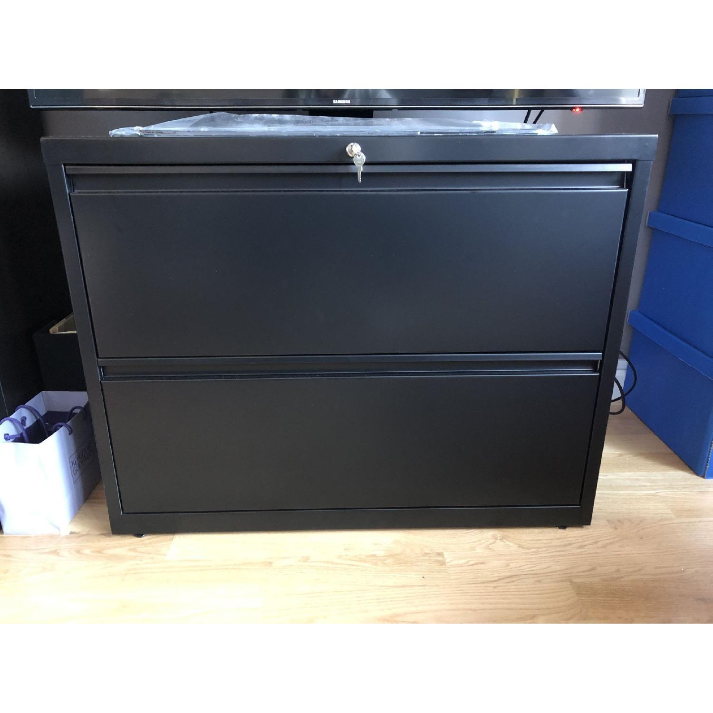 Staples Metal 2 Drawer File Cabinet Aptdeco