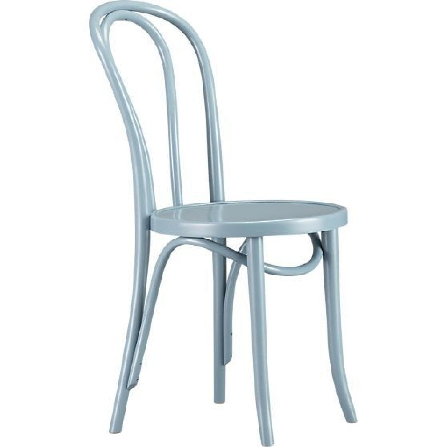 Crate & Barrel Vienna Dining Chairs