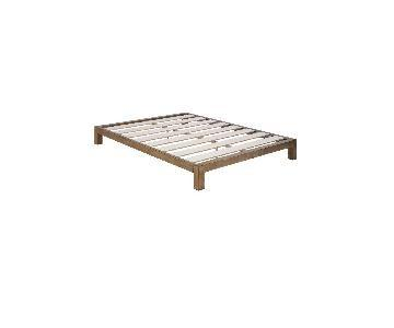 Havenside Home New Bedford Gold Motif Full Platform Bed